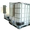 IBC 1000L Distributie combustibili + Cutie Antiefractie