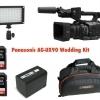 Ideale pentru wedding si videografie : Panasonic UX90 / UX180 / HC-X1.