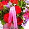 Imprimanta panglica personalizata florarii