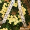 Imprimanta panglica ptr. aranjamente florale 0744373828, funerare, ceremonii, ev