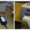 Imprimante etichete autoadezive in rola, monocrom si color, second hand.