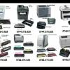 Incarcam orice tip de cartuse ptr. imprimante, multifunctionale, copiatoare si f
