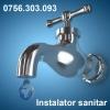 Instalator sanitar NON STOP din Bucuresti