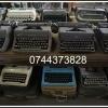Intretinere si consumabile pentru masini de scris electrice si mecanice.