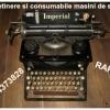 Intretinere& consumabile masini de scris