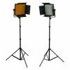 Lampi video profesionale cu LED pt evenimente / nunti / studio