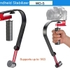 Latour WD-S Video Smooth Stabilizer Handheld Steadycam, pt. Foto, Video, GoPro.
