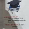 Liceu/ Facultate Frecvență Redusă