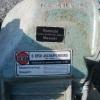 Lichidator judiciar, vand moara de macinat mase plastice Getecha D8750