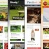 Magazine online, site-uri de prezentare 120 EURO