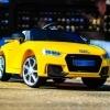 Masinuta electrica Audi TT RS 60W 12V STANDARD