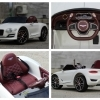 Masinuta electrica Bentley EXP 12 PREMIUM White New