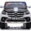Masinuta electrica Mercedes POLICE X-Class 4x4