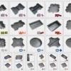 Matrite pavele, forme 3D garduri plastic termoformate, ipsos, pigmenti