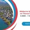 Médecins Spécialistes en Thonon-Les-Bains!