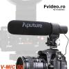 Microfon, Lavaliera profesionala DSLR, Camera video, Preturi la Famivideo