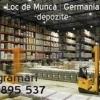 Munca in depozite – Gemania 1400E.