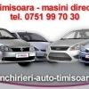 Nataly Rent A Car Timisoara are placerea sa va ofere inchirieri masini