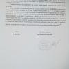 NOTIFICARE DESCHIDERE PROCEDURA DE INSOLVENTA - S.C. INTERAUTO TEAM  S.R.L.