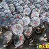 Oferta insigne cu pin personalizate