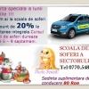 OFERTA SCOALA DE SOFERI SECTOR 6