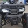 ! OFERTE SPECIALE DE PASTE ! Atv Nitro Motors Rocco Sport 150Cc 3-G-8 Semi-Autom