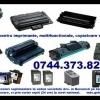 Online comanda cartuse toner si cerneala0744373828  pentru imprimante, multifunc