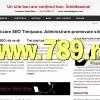 Pagini de internet,  web design,  SEO admin