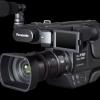 Panasonic AC8 , Sony MC2500 videocamere evenimente / nunti