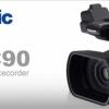 Panasonic AC90 videocamera Pro. Echilibru performanta / fiabilitate