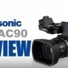 Panasonic AC90, videocamere noi, bonus geanta, 1400 euro.