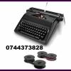 Panglica tusata pentru masini de scris.