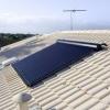 Panou solar cu tuburi vidate heat-pipe