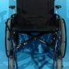 Pentru invalid scaun din aluminiu Otto Bock suporta 160kg