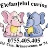 Petreceri copii Bucuresti Elefantelul Curios