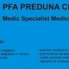 PFA Preduna Claudia-medic specialist medicina muncii