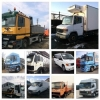 Piese din dezmembrari camioane autoutilitare Mercedes actros