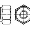 Piulita hexagonala cu autoblocare THERMAG (THERMAG hexagon lock nut)
