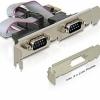 Placa PCI Express la 2 x Serial - 89220