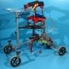 Premergator cu verticalizare pentru copii second hand NF-WALKER