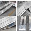 Rampe și sponde din aluminiu, sarcină de la 300 Kg pana la 58.000 Kg