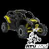 REDUCERE Can-Am Maverick X3 X mr Turbo R '18