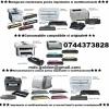 Reincarcare cartuse imprimante 0744373828 compatibile sau originale cu livrare r