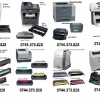 Reincarcare cartuse toner-HP, Canon, Epson, Lexmark, Minolta, Samsung
