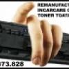 Reincarcare cartuse toner pt. imprimante, copiatoare, multifunctionale