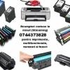 Reincarcari cartuse ptr. imprimante, multifunctionale, copiatoare si faxuri.