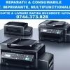 Reparatii imprimante Epson Ecotank, Canon MegaTank Pixma, Brother Ciss
