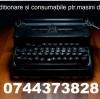 Reparatii masini de scris.