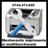 Reparatii / Revizii imprimante si multifunctionale, consumabile toata gama.