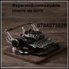 Reparatii si consumabile ptr. masini de scris